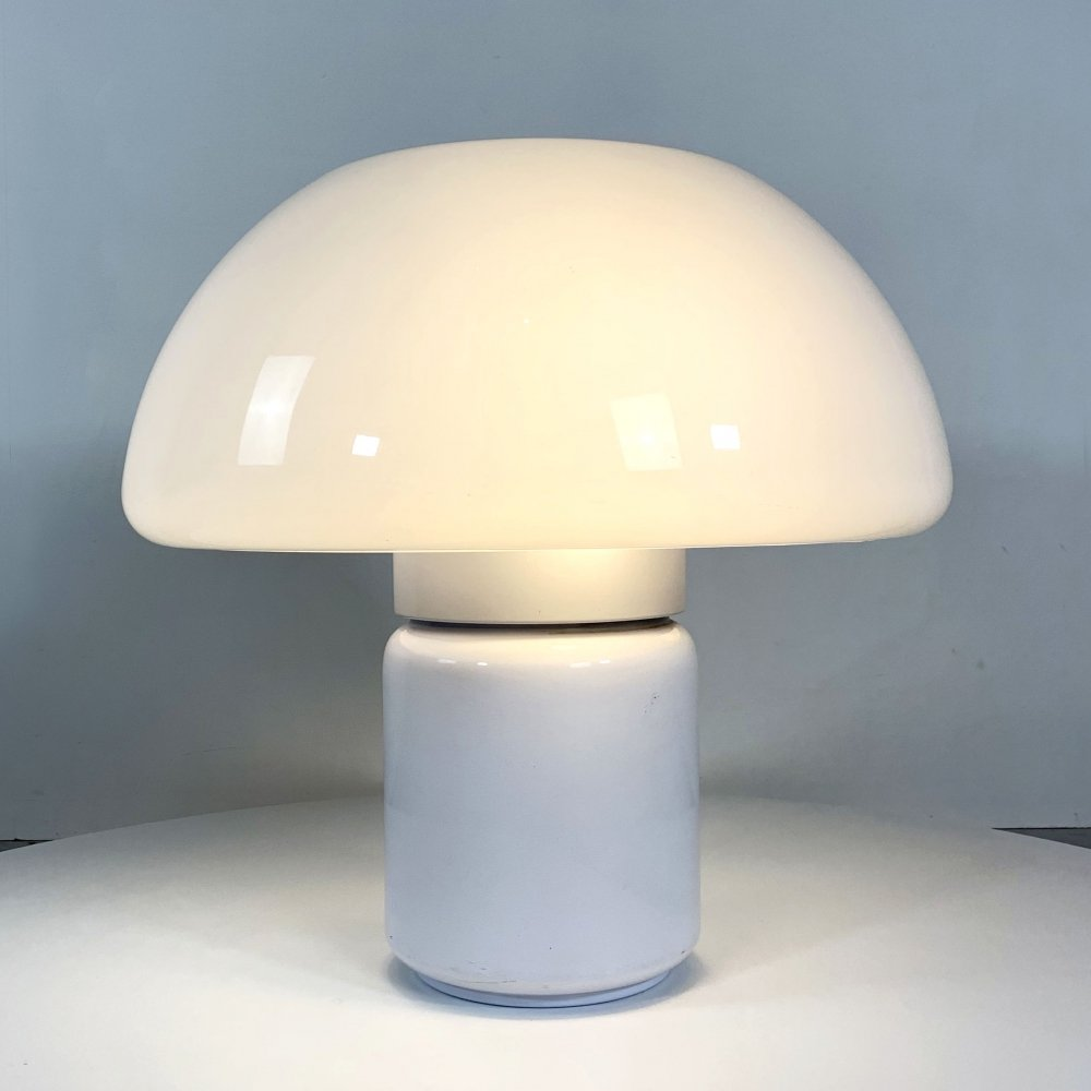 Mushroom Table Lamp by Elio Martinelli for Martinelli Luce, 1970s