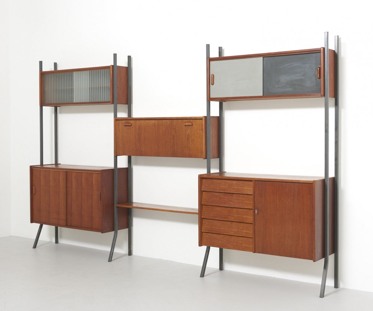 Freestanding Shelving Unit Netherlands 1950 S 146114