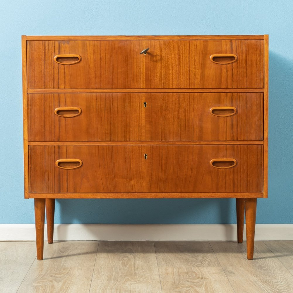 Vintage chest of drawers, Denmark 1960s