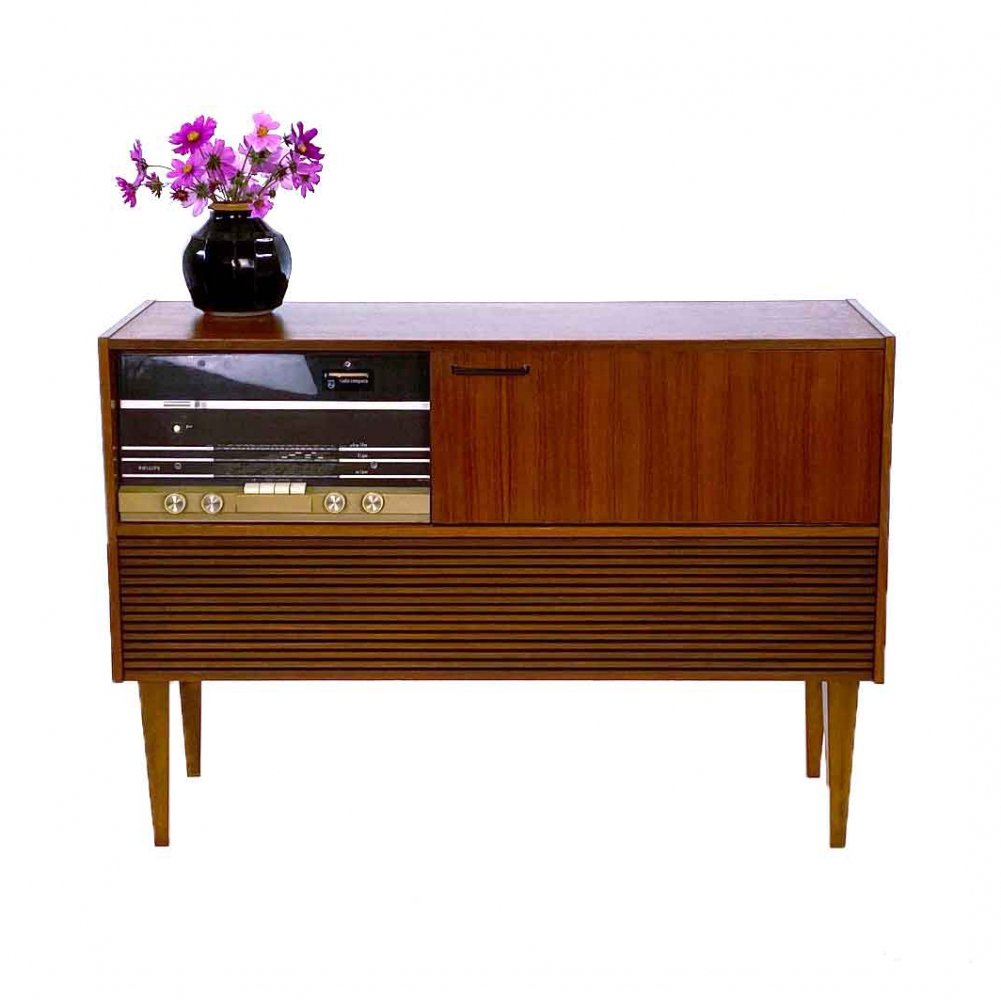 Philips Radio Sideboard, 1960s
