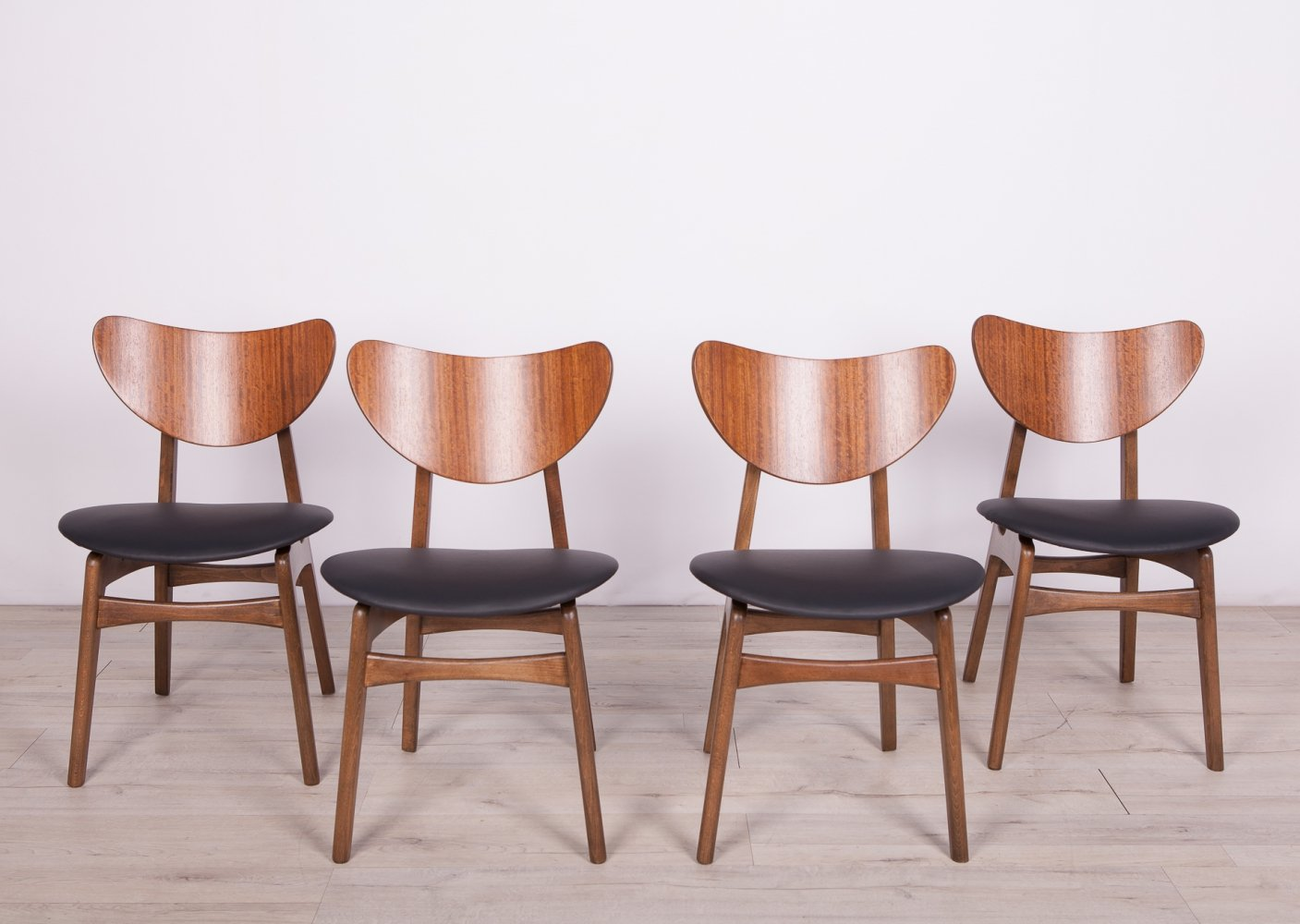 Set of 4 Mid-Century Librenza Dining Chairs from G-Plan, 1960s