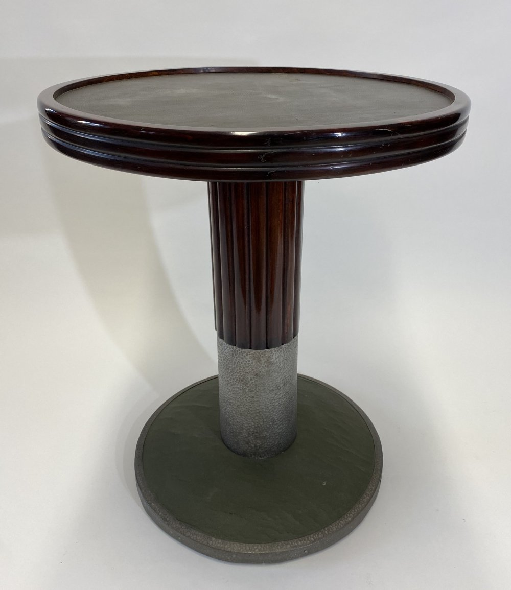 Coffee table T-182 by Josef Hoffmann for Thonet Mundus