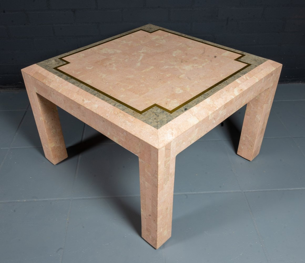 Coffee table by Robert Marcius for Casa Bique, 1970s
