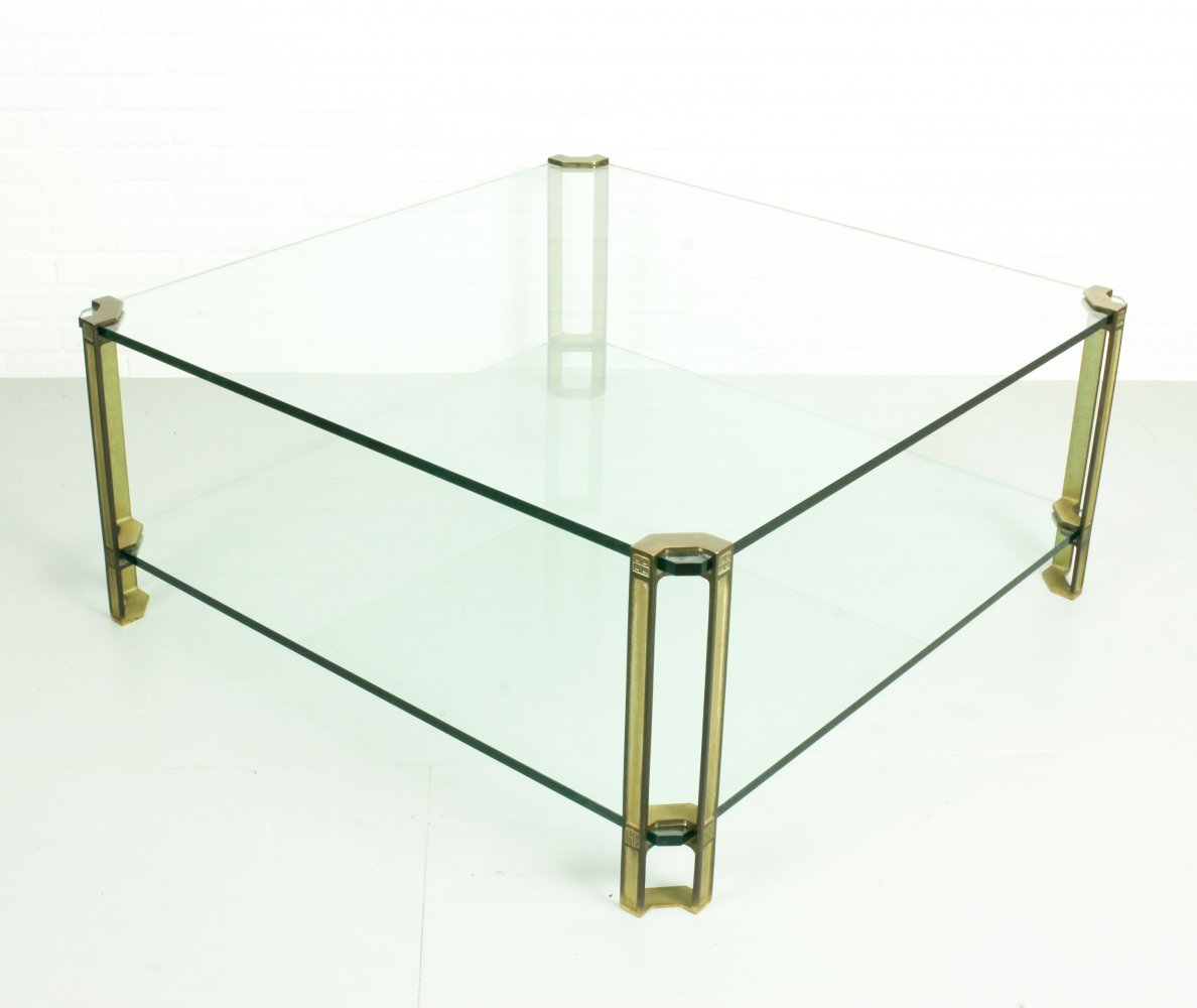 Pioneer serie model T24D coffee table by Peter Ghyczy, 1970s