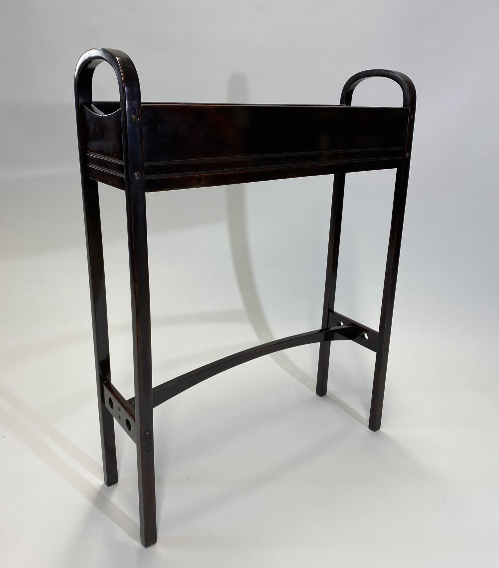 Flower stand no.9581 by Otto Wagner for Thonet