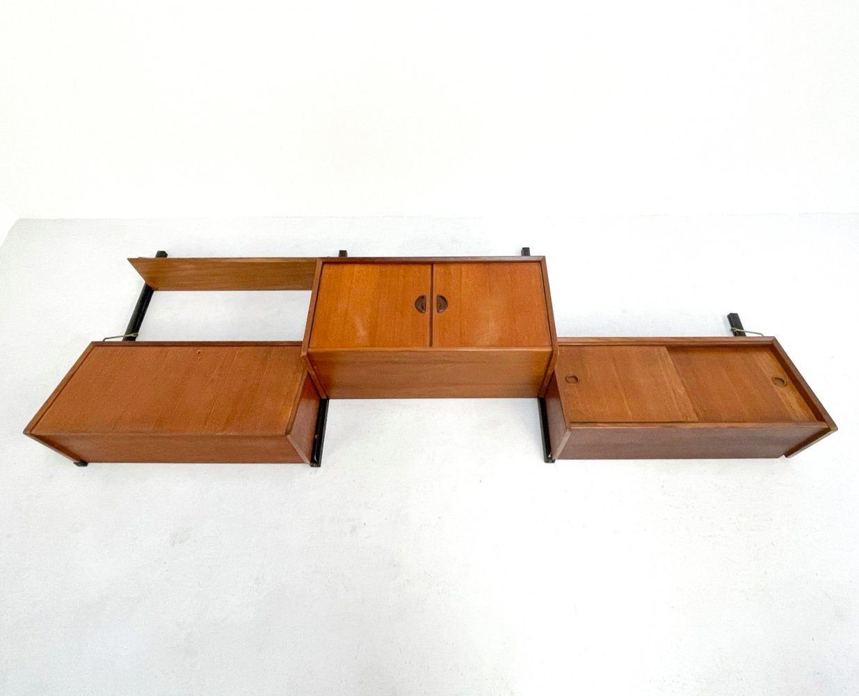 Louis van Teeffelen wall unit, 1980s