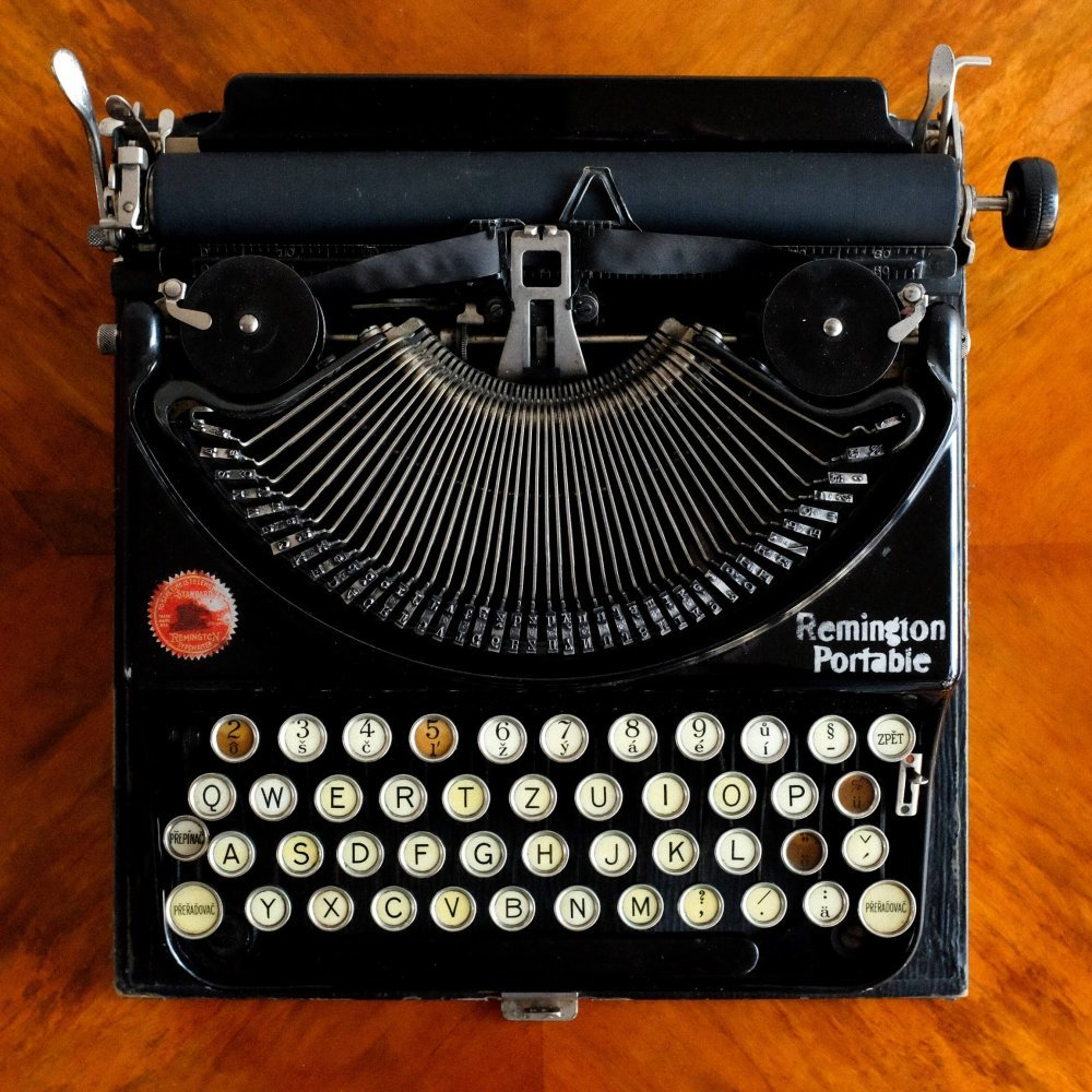 Model 1 Typewriter by Remington, 1920s
