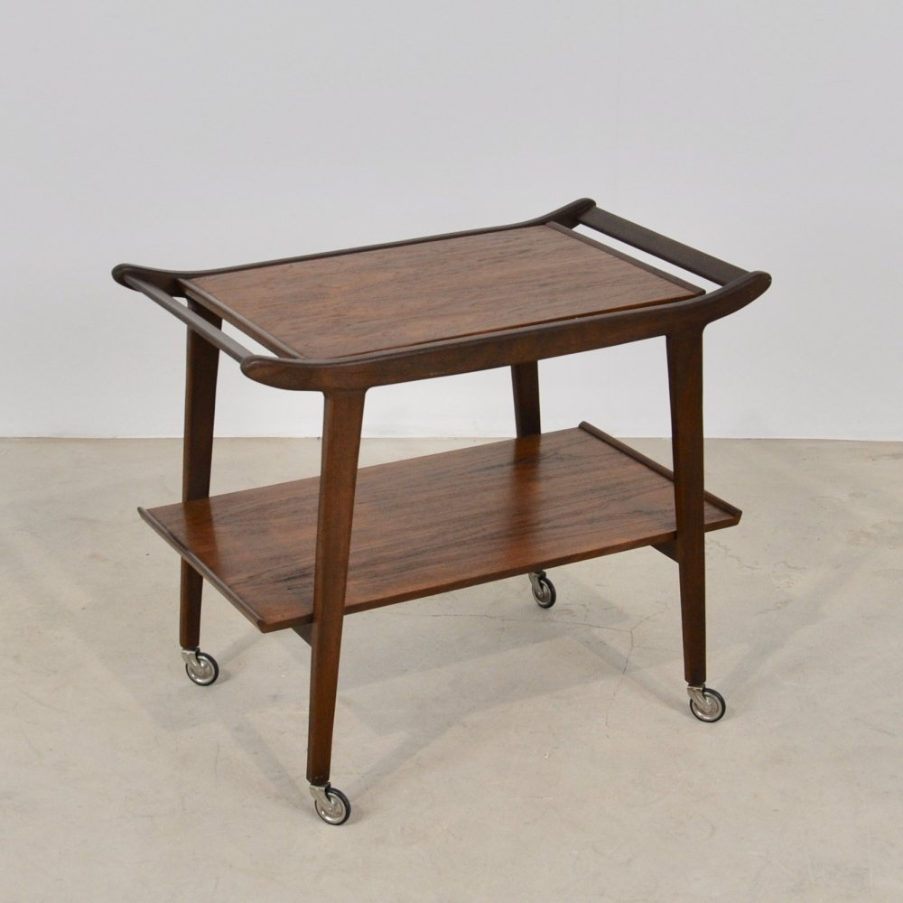 Trolley by Louis van Teeffelen for Wébé, 1950s