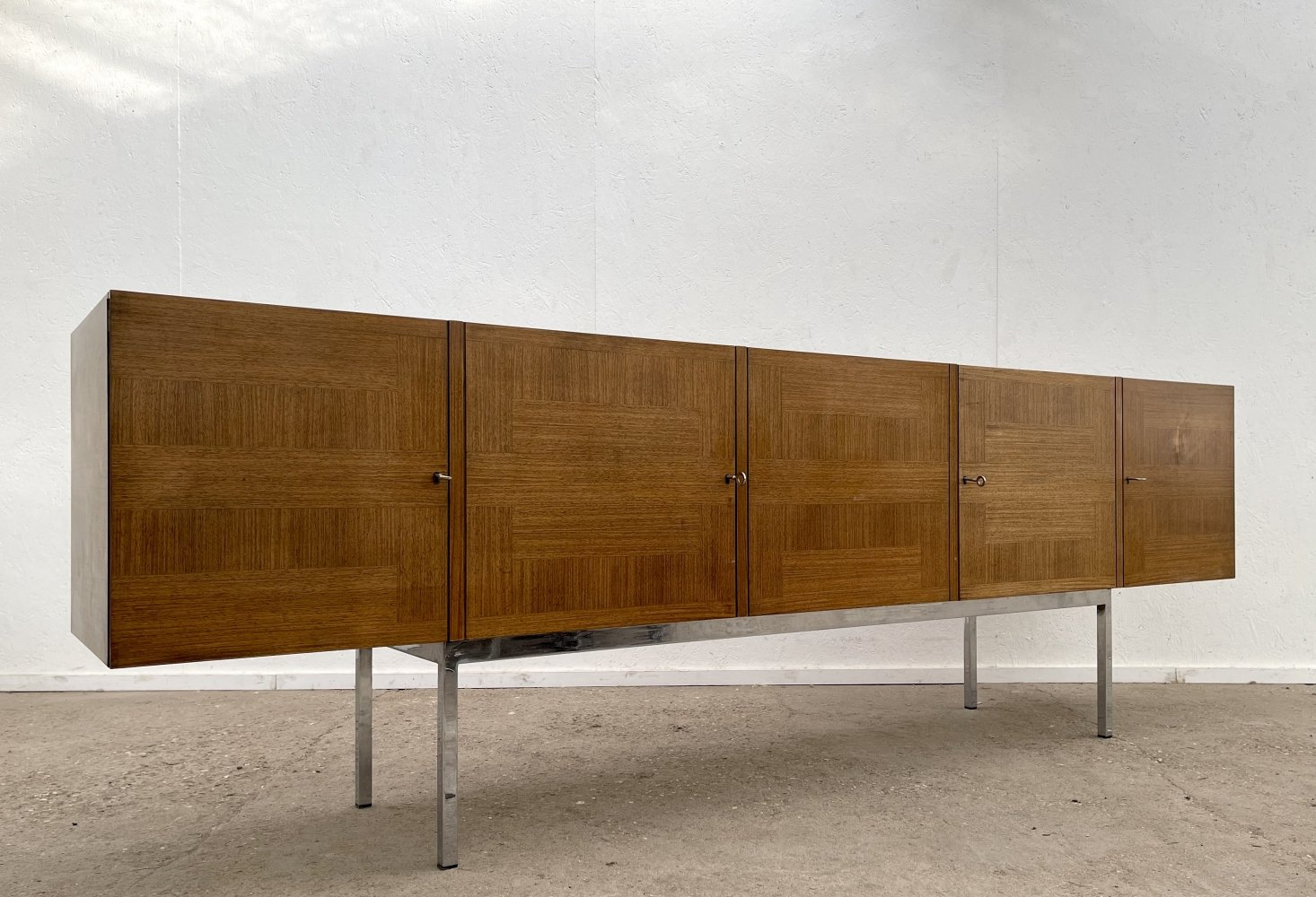 Large sideboard by Arthur Traulsen for WK Möbel, Germany 1960s
