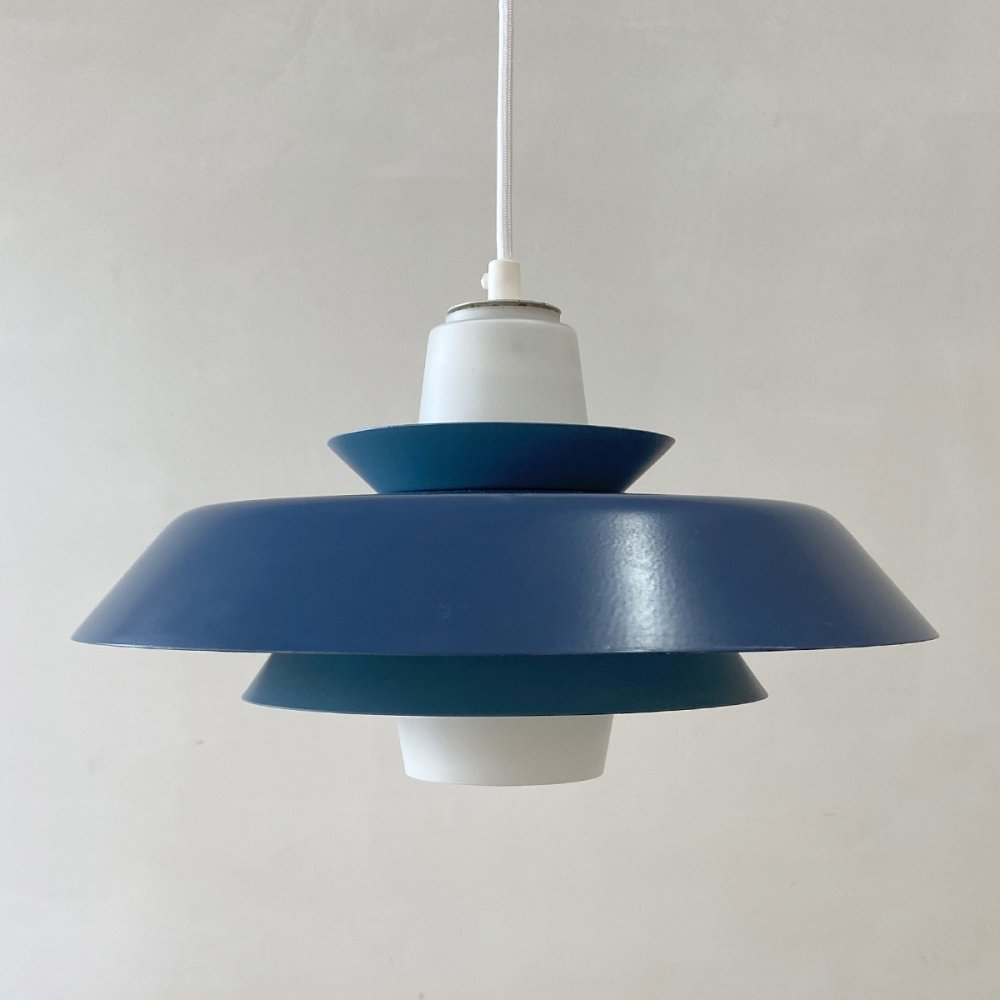 Danish hanging lamp by Voss Belysning, 1960s