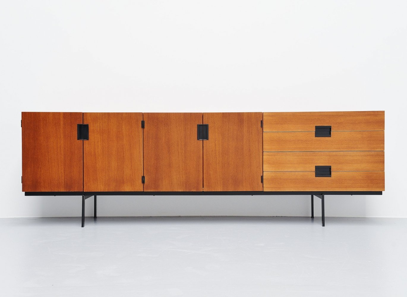 Pastoe DU03 sideboard by Cees Braakman, Holland 1958