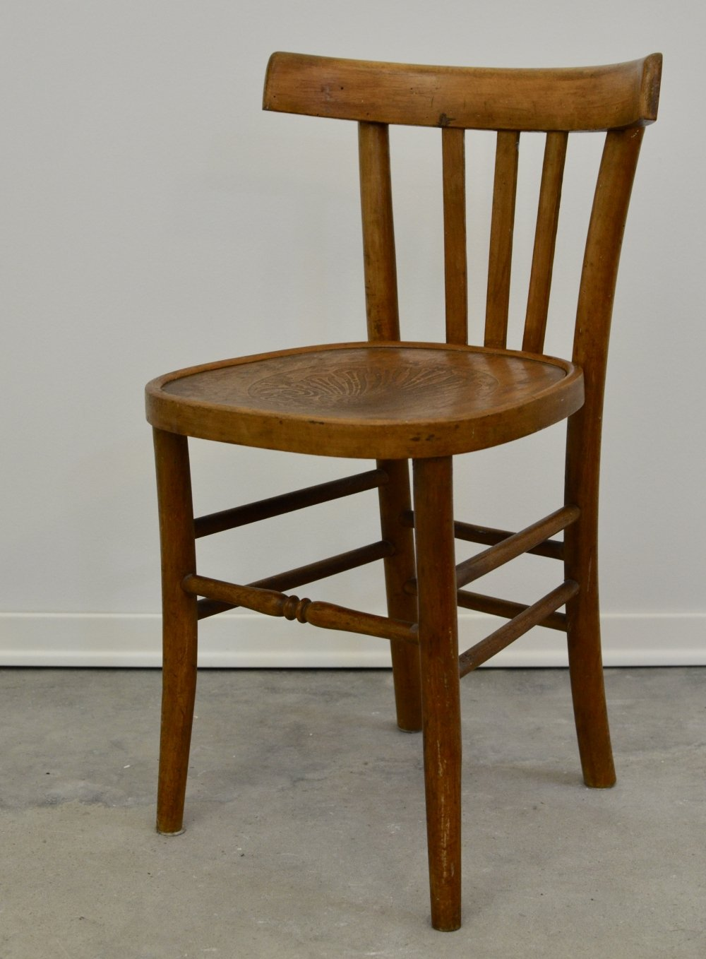 Bistro Chair by Thonet, 1920s