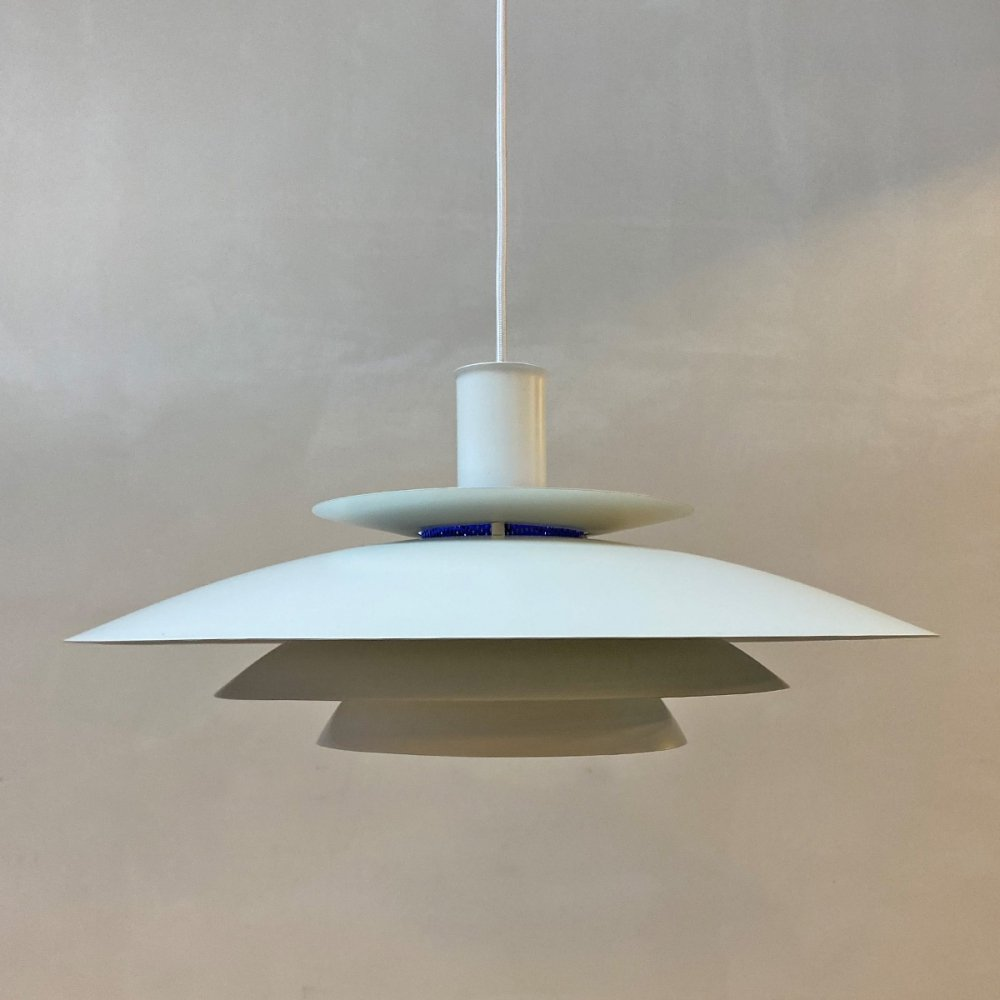 Danish hanging lamp by Form-Light, 1970s
