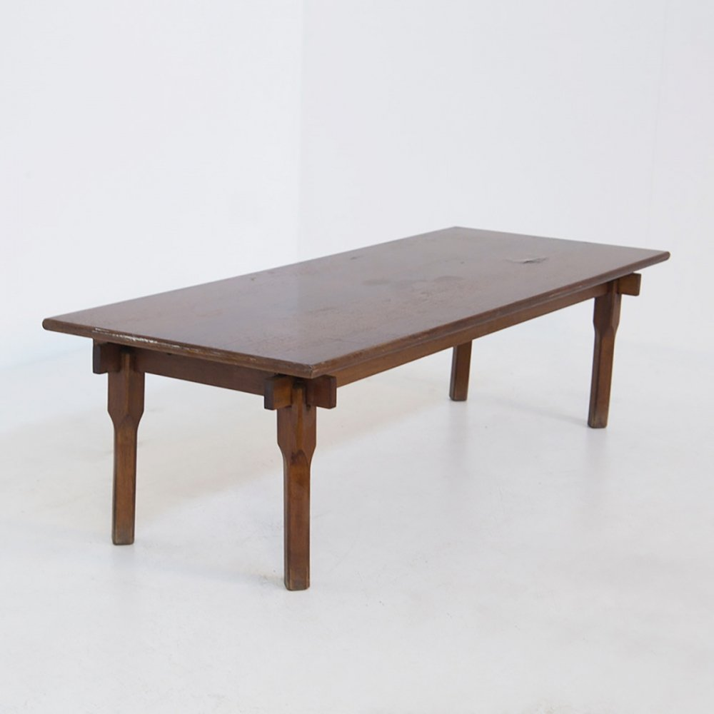 Coffee Table by Gianfranco Frattini, 1950s