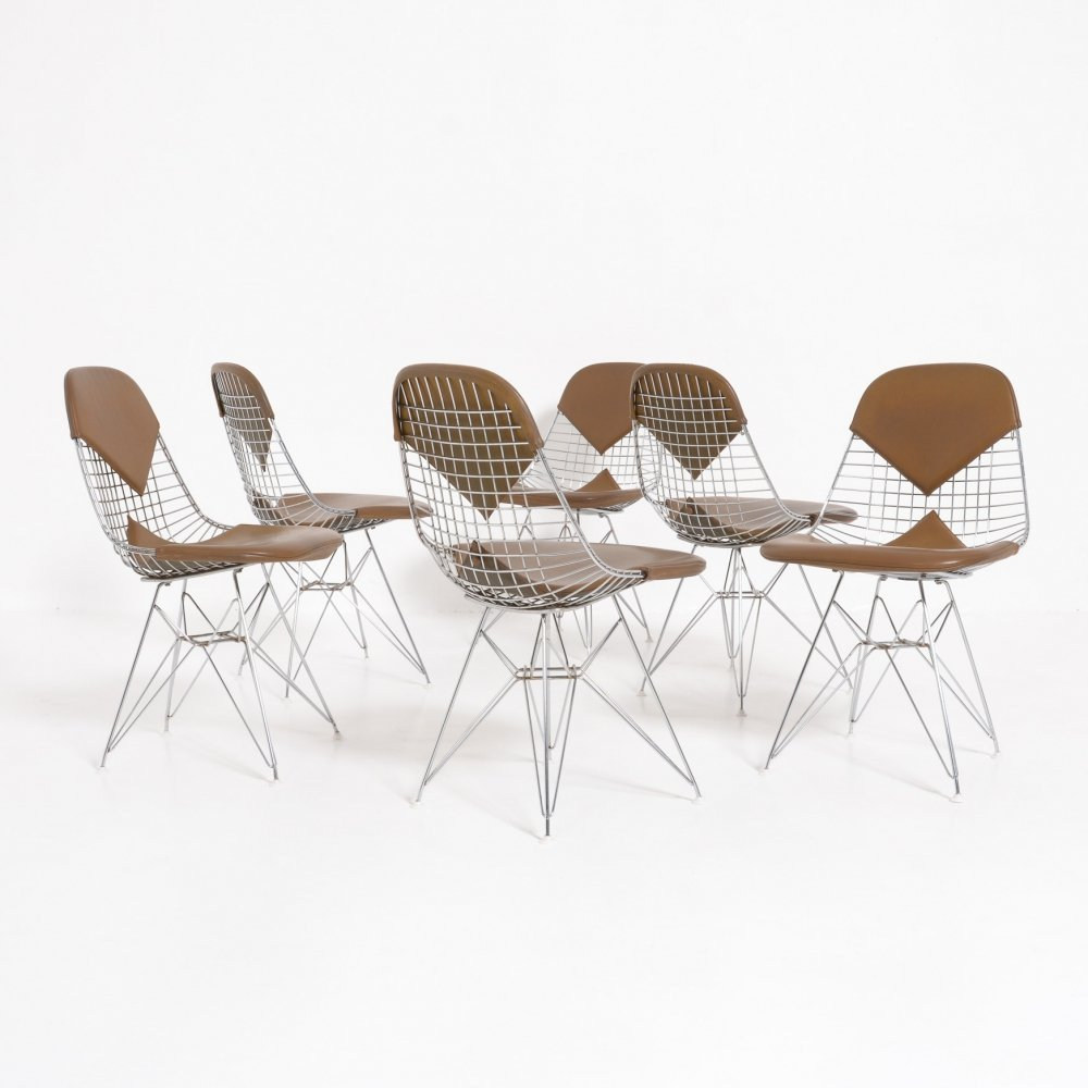 DKR Wire Chairs