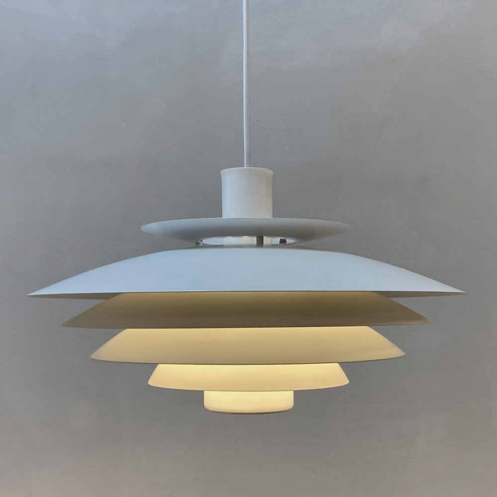 Danish hanging lamp type 52601 by Form Light, 1970s