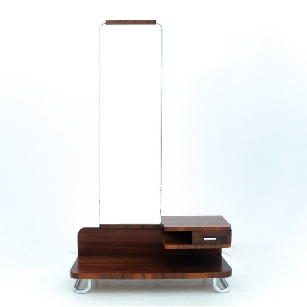 Bauhaus style dressing table by Rudolf Vichr, 1930s