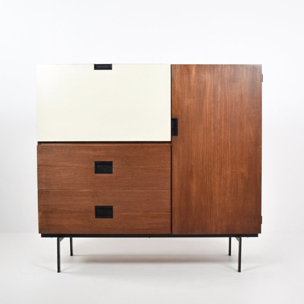 Japanese Series Highboard by Cees Braakman for Pastoe, The Netherlands 1960