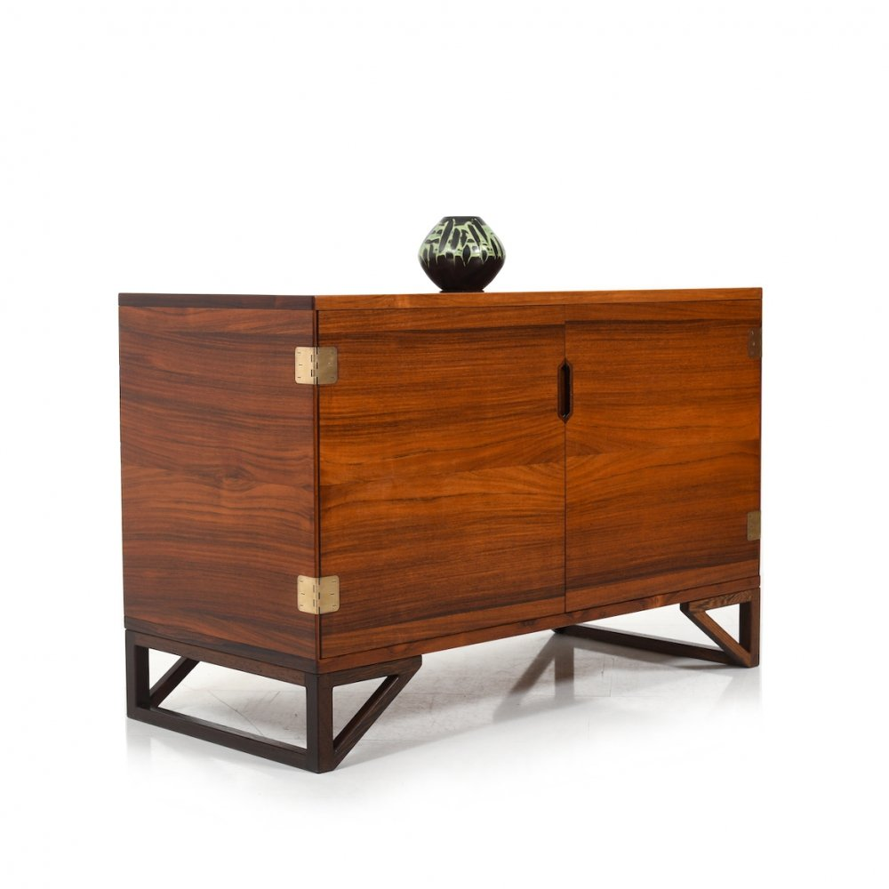 Danish Sideboard or Chest by Svend Langkilde, 1950s