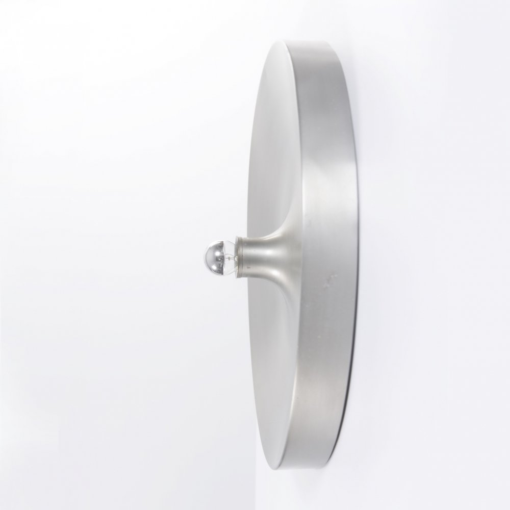 Aluminium Staff Leuchten Wall Sconce selected by Charlotte Perriand, 1960s