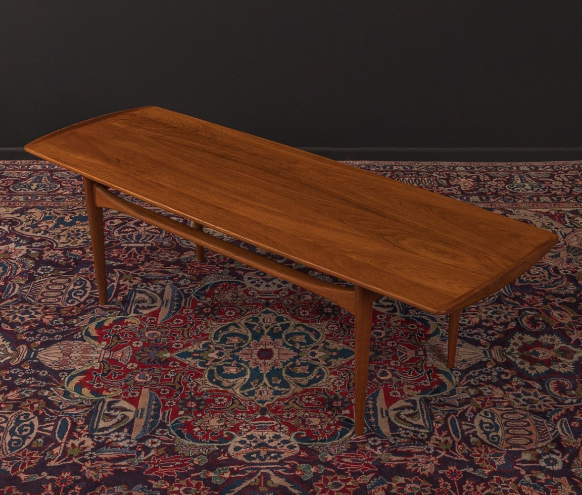 1950s coffee table by Tove & Edvard Kindt-Larsen