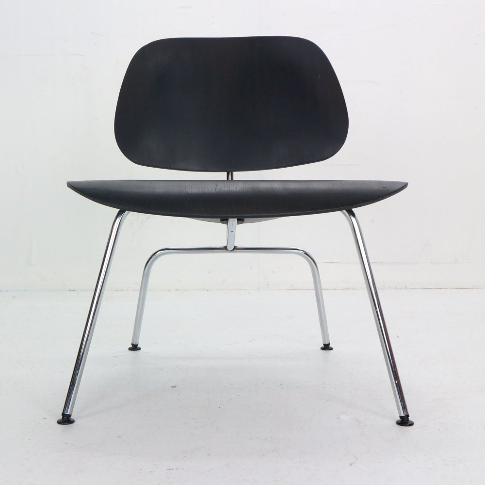 Early Production Ray & Charles Eames for Herman Miller Black