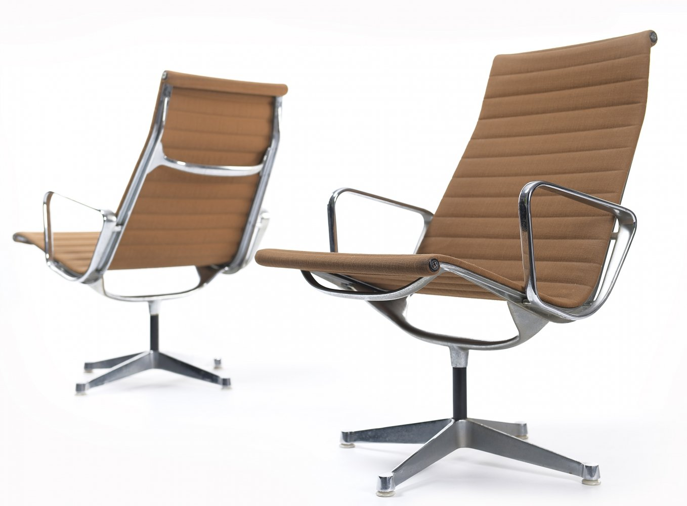 EA 116 lounge chair by Charles & Ray Eames for Herman Miller, 1960s