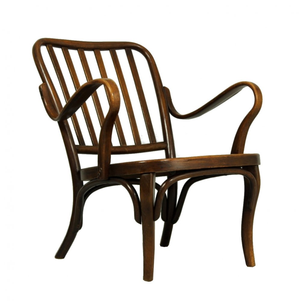 Thonet Armchair No. A 752 by Josef Frank, 1930s