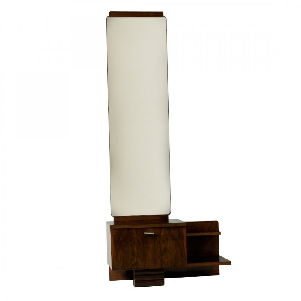 Dressing table with mirror, 1930s