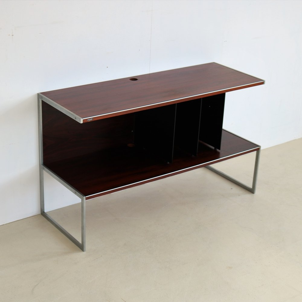 2 x SC60 side table by Jacob Jensen for Bang & Olufsen, 1970s