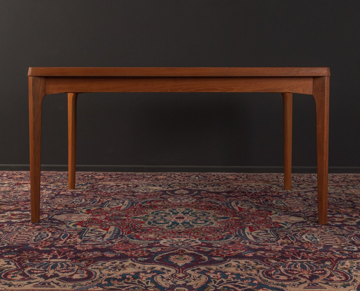 1960s dining table by Henning Kjaernulf