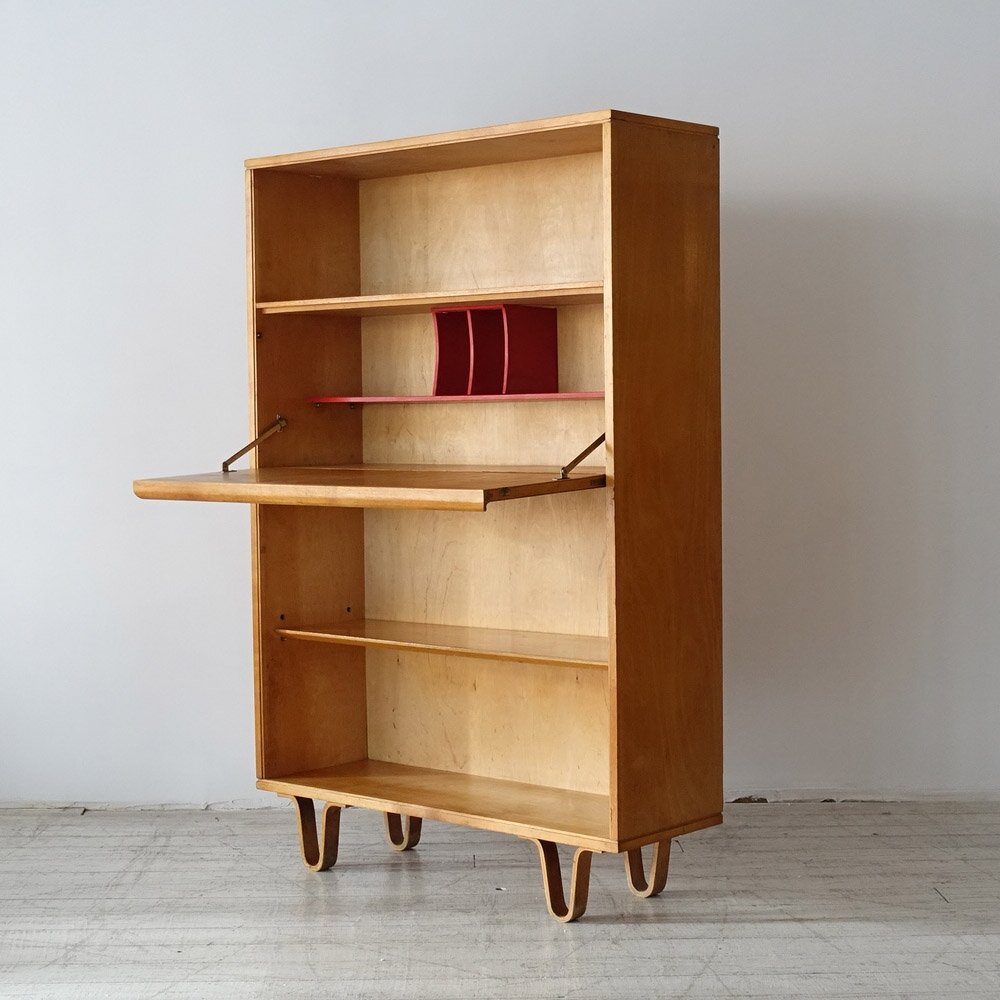 BB04 Secretaire / cabinet by Cees Braakman for Pastoe, 1950