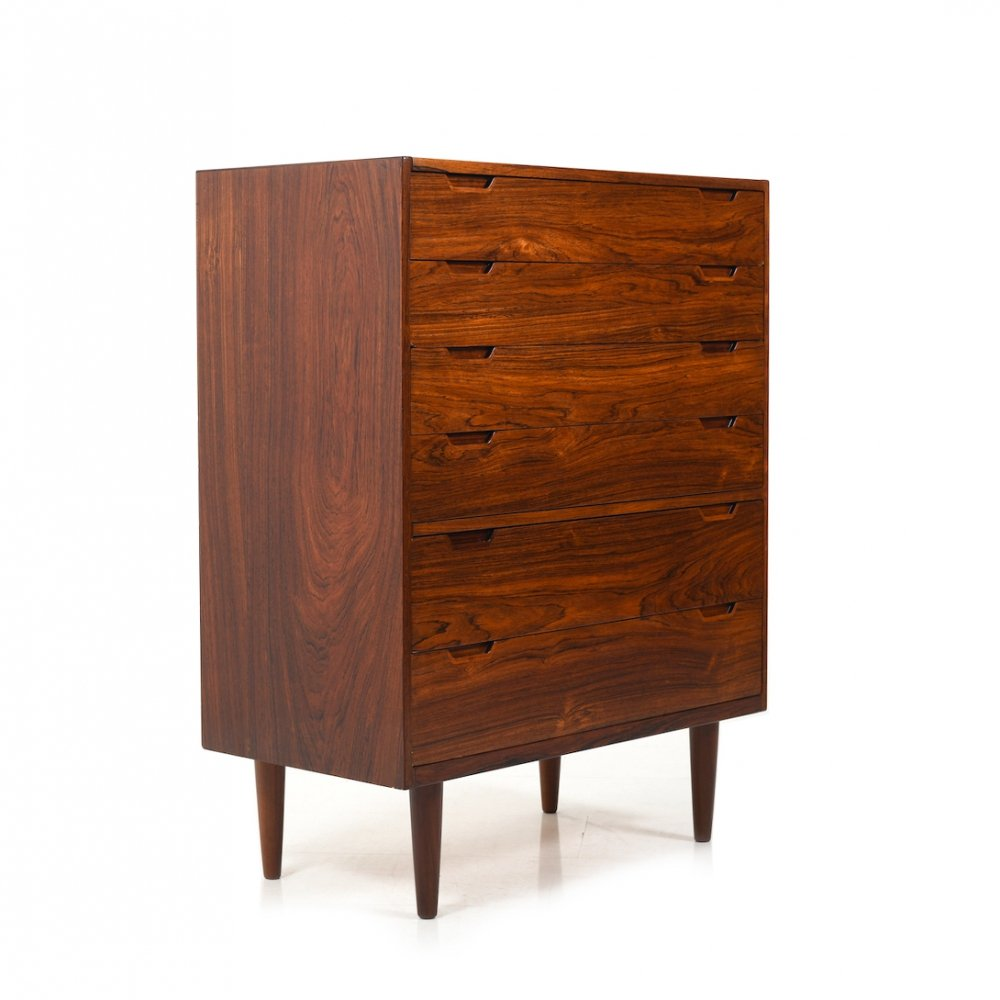 Fine Mid Century Talboy / Chest of Drawers by Svend Langkilde