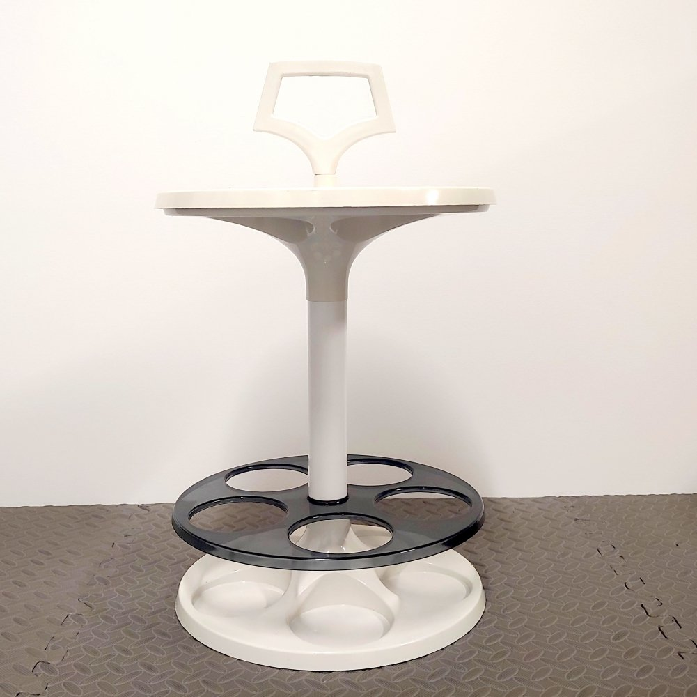 Space Age Design Table Bar by Flair Holland, 1975