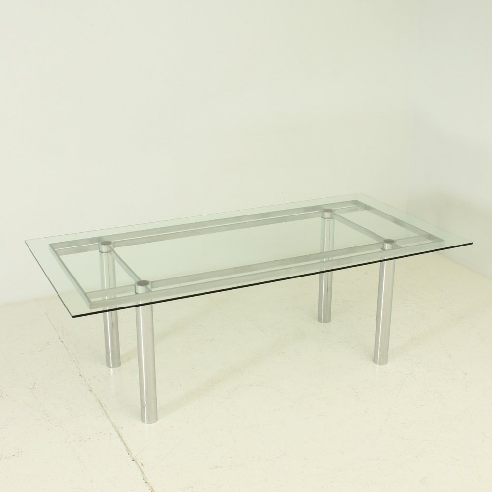 Rectangular André Dining Table by Afra & Tobia Scarpa for Gavina