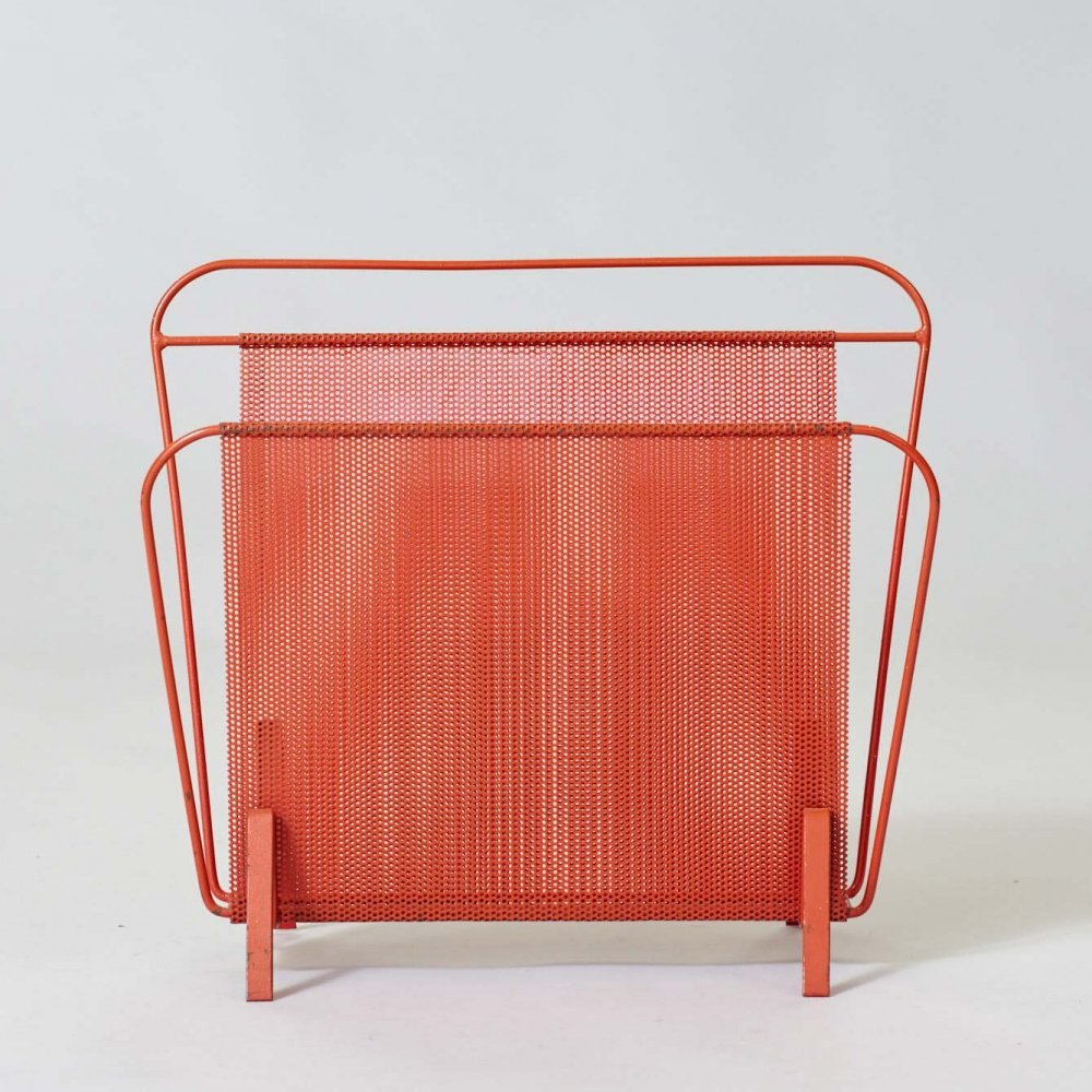 Magazine holder by Floris H. Fiedeldij for Artimeta, 1950s