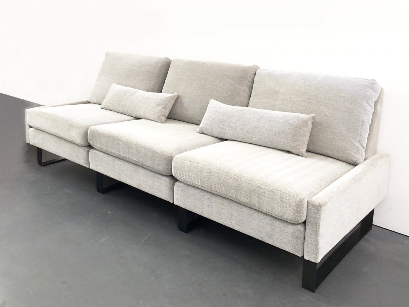 Mid-Century Conseta 3-Seater Sofa by FW Möller for Cor, Germany 1960s