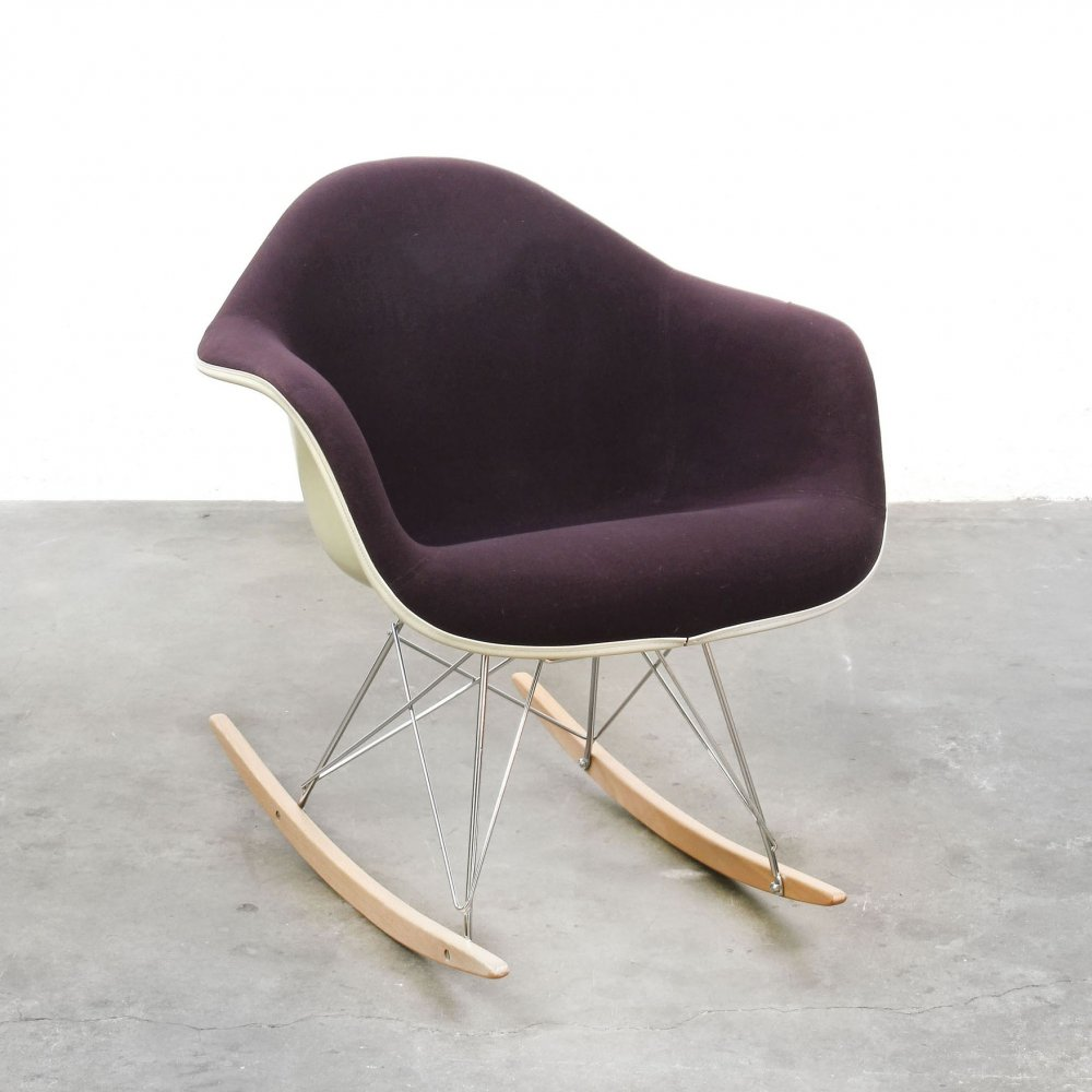 RAR rocking chair by Charles & Ray Eames for Vitra, 1960s