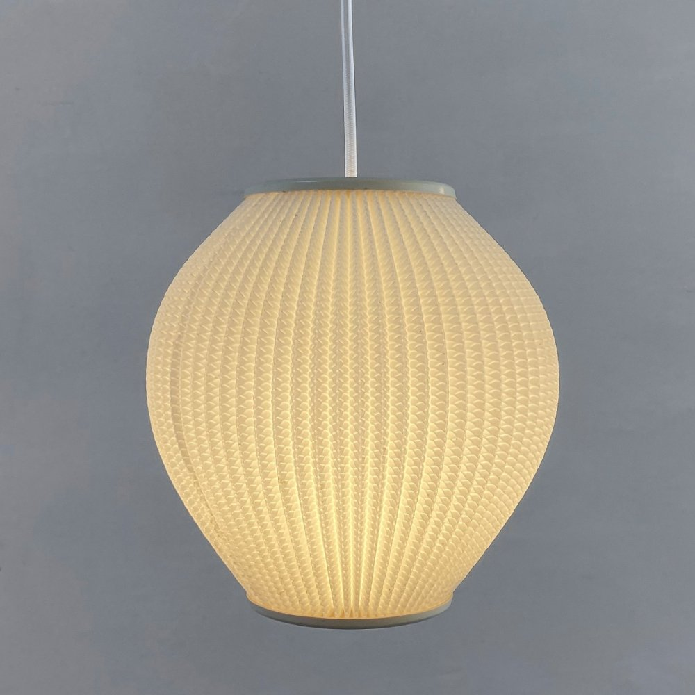 Hanging lamp by Lars Ejler Schiøler for Hoyrup Denmark, 1960s