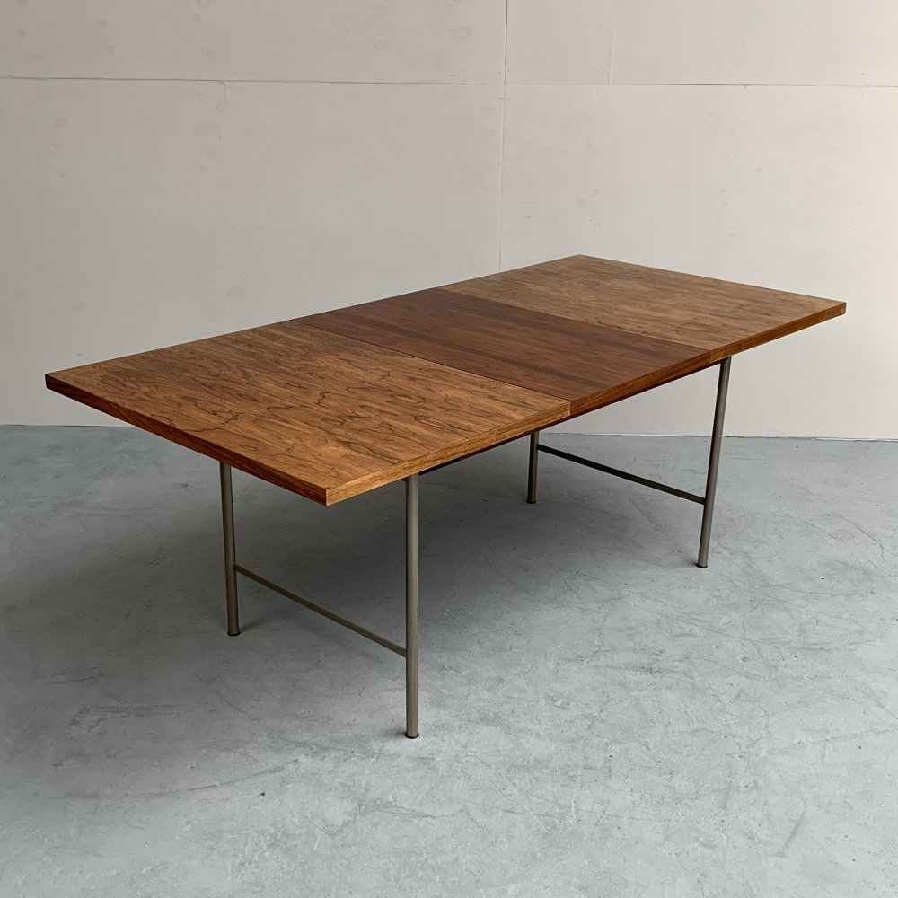 SM08 dining table by Cees Braakman for Pastoe, Netherlands 1964