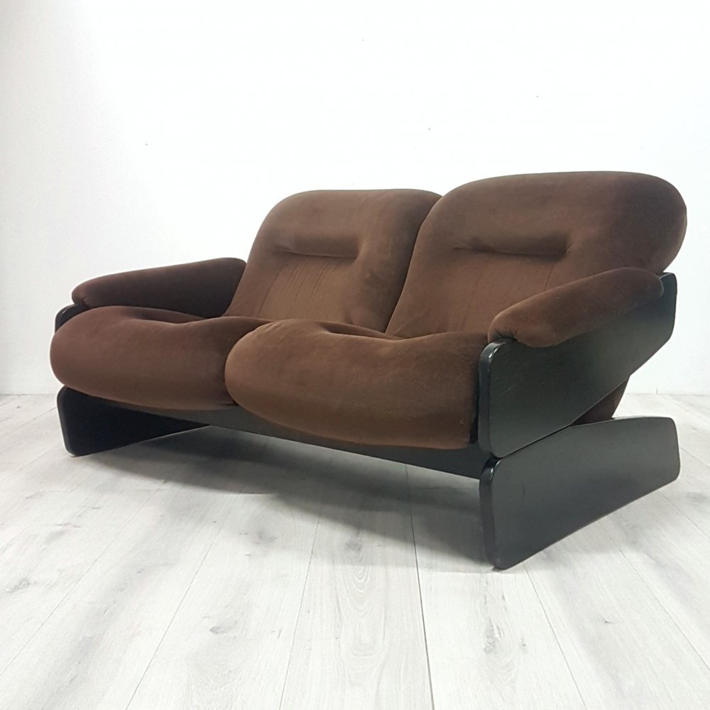 Space age two seater sofa, 1960s