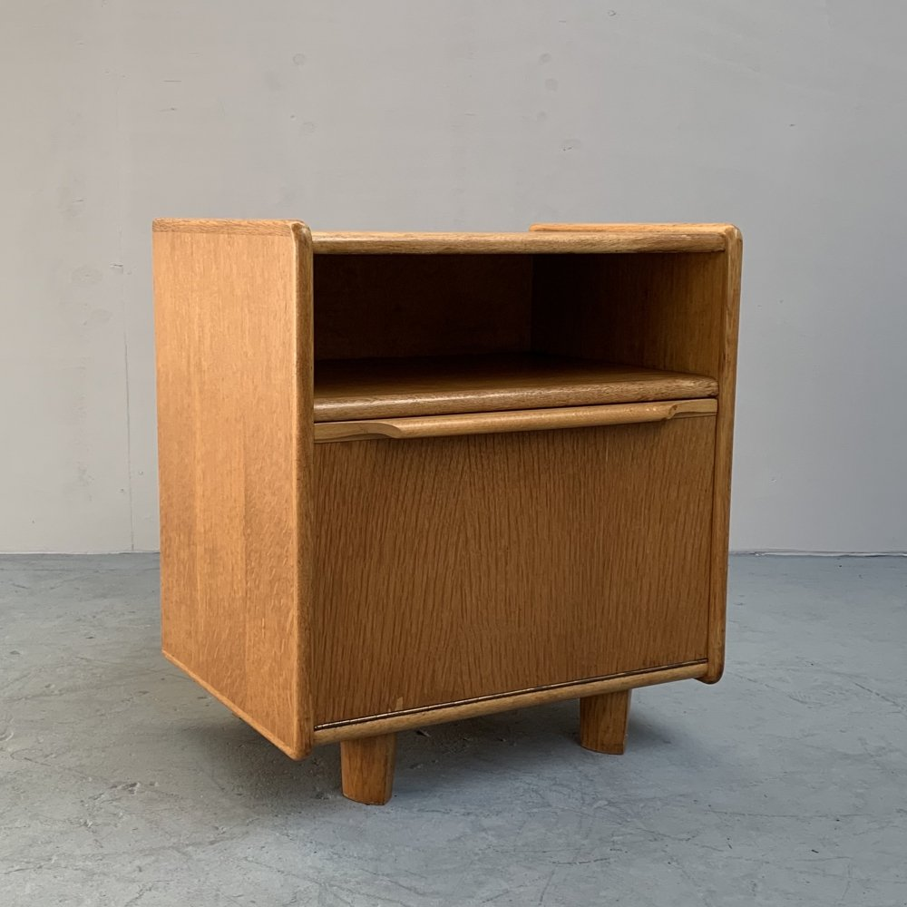 NE01 small cabinet by Cees Braakman for Pastoe, Netherlands 1950s