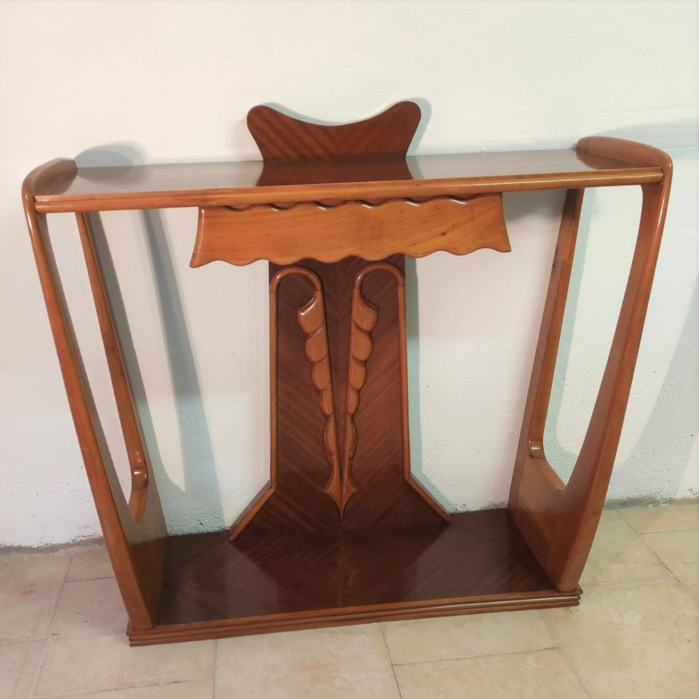 Console table, Italy 1950s