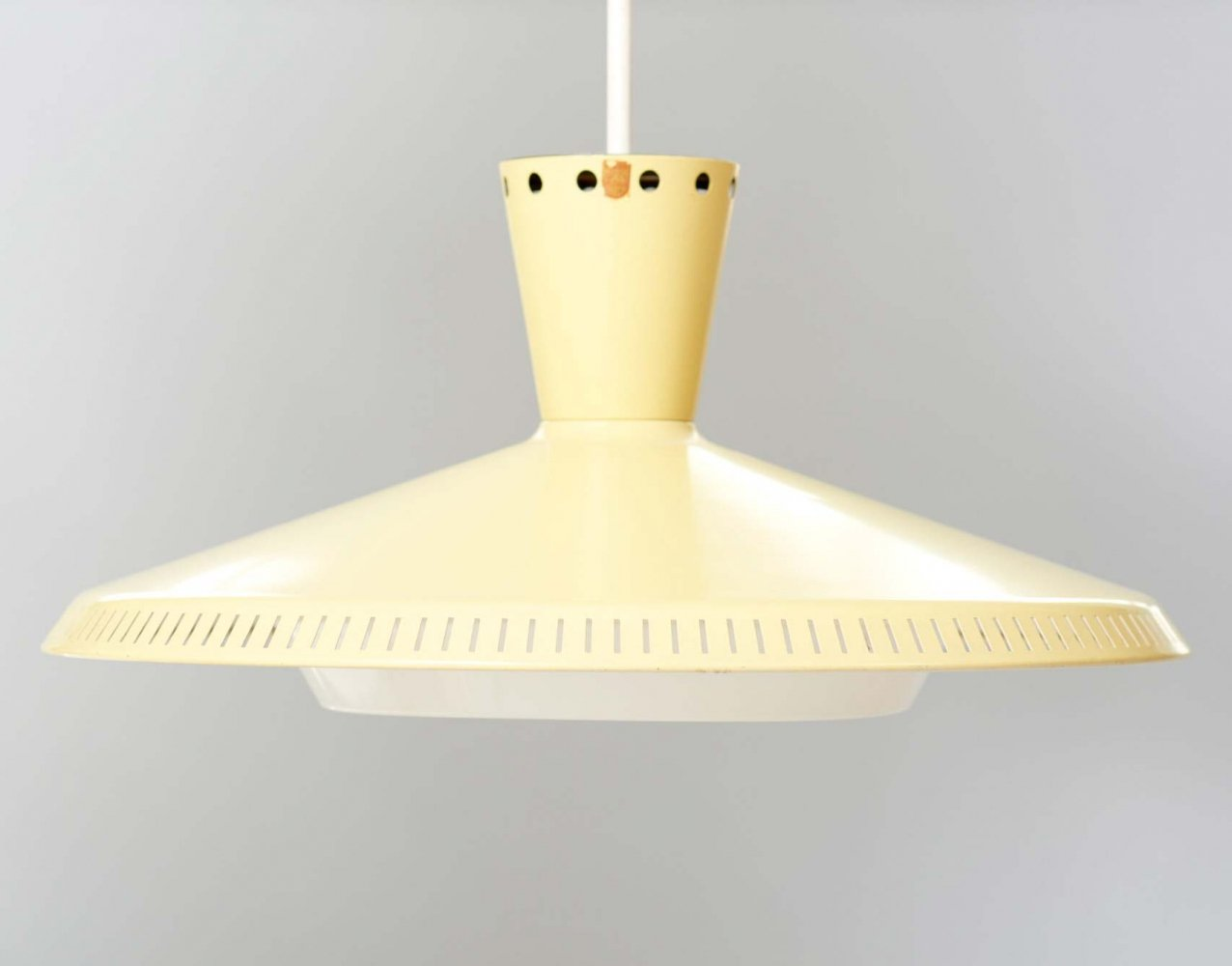NB93 hanging lamp by Louis Kalff for Philips, 1950s