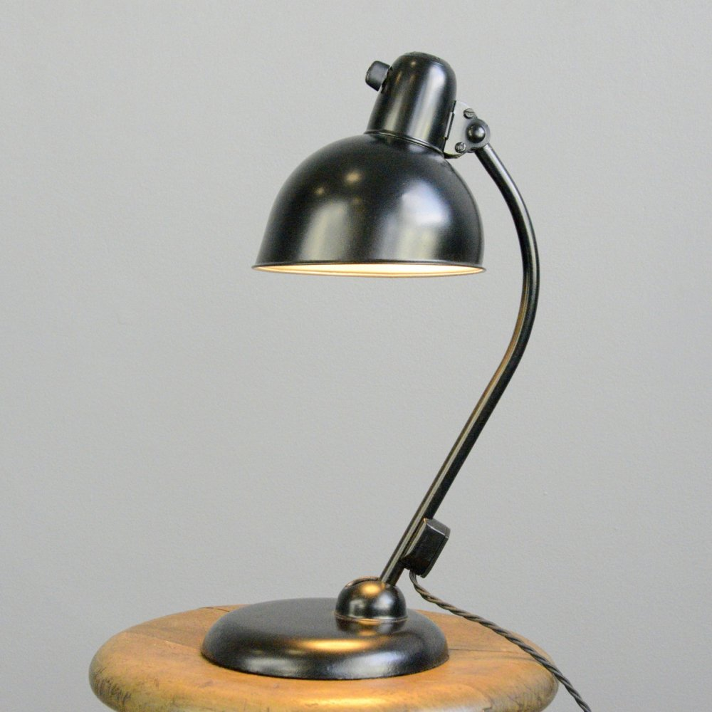 Table Lamp by Kaiser Idell, Circa 1930s