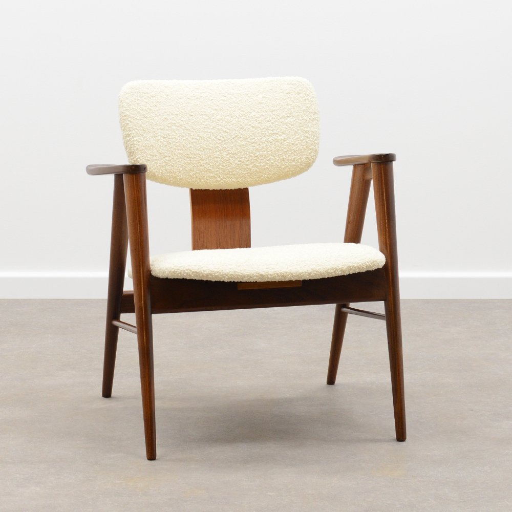 FB14 arm chair by Cees Braakman for Pastoe, 1950s
