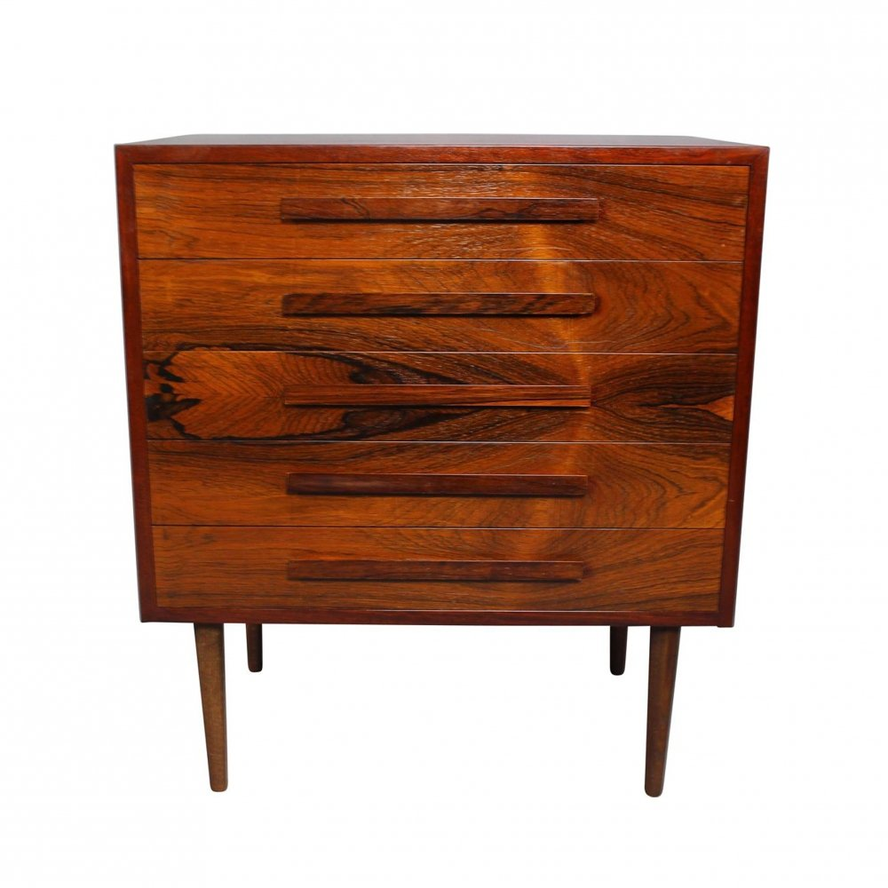 Rosewood Chest of Drawers, Danish Design 1960s/70s