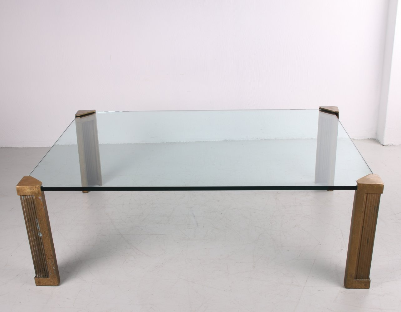 Coffee table T14 by Peter Ghyczy, 1970s