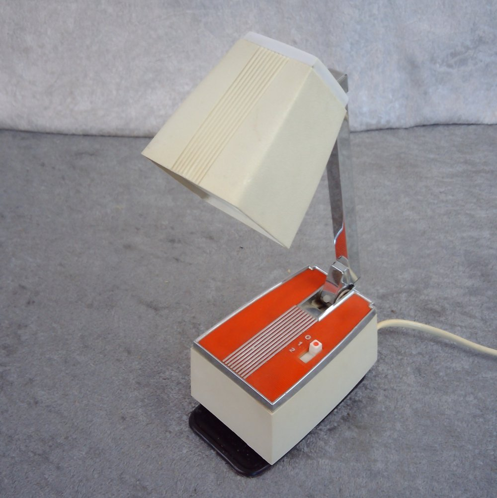 Mid-century Solo foldable desklamp by Fagerhults Belysning, Sweden 1960