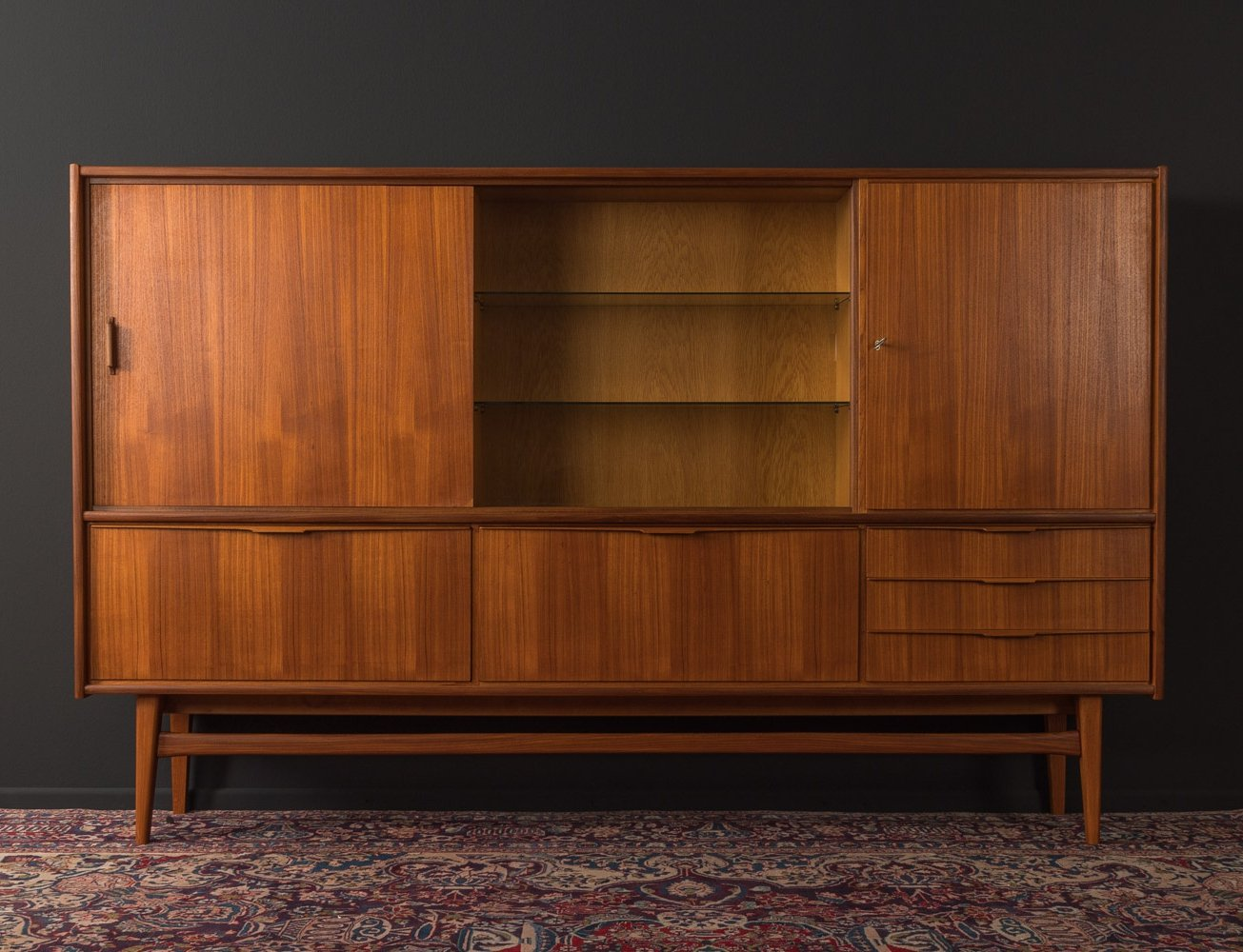 1960s highboard by Bartels Werken GmbH